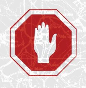 panneau-stop_israelien_israel_citoyens-arabes_palestine_ben-white_democratie-juive